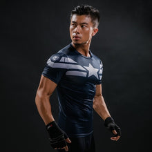 7 WantsieFit Mens Superhero Compression T-Shirt-T-Shirts-S-TheWantsies.com