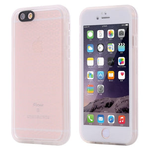 For iphone 6 6S Wantsies iPhone Waterproof Case for iPhone X XS Max XR 360 5 5S SE 6S 6 7 8 Plus - Hot Kisscase-Fitted Cases-Clear-TheWantsies.com