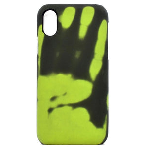 For iphone 6 Wantsies iPhone Thermal Heat Induction Fun Hot Kiss Case-Fitted Cases-Green-TheWantsies.com