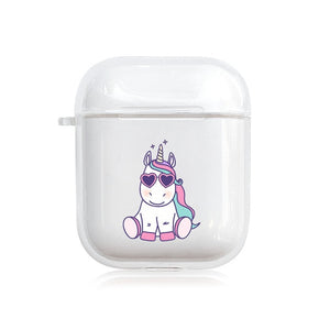 Style 23 Be A Unicorn Protective Shockproof Silicone Case For AirPods 1 & 2-Protective Cases for Airpods-TheWantsies.com