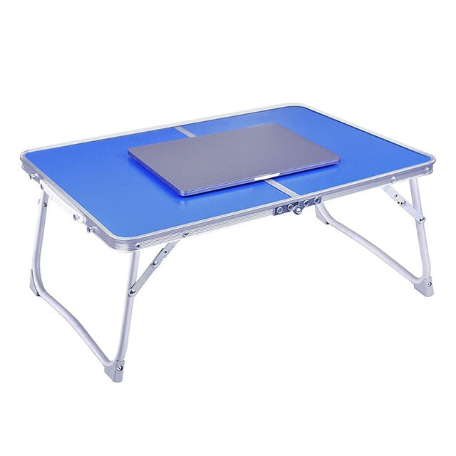 United States Standing Desk for Chromebook, Laptop or Notebook for At Home Schooling-Laptop Desks-blue-TheWantsies.com