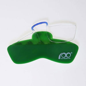 100 Mini Reading Glasses for Sticking On to Phone Case-Reading Glasses-with Silicon Case2-TheWantsies.com
