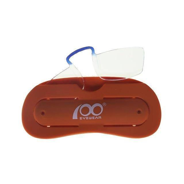 100 Mini Reading Glasses for Sticking On to Phone Case-Reading Glasses-with Stands Case9-TheWantsies.com