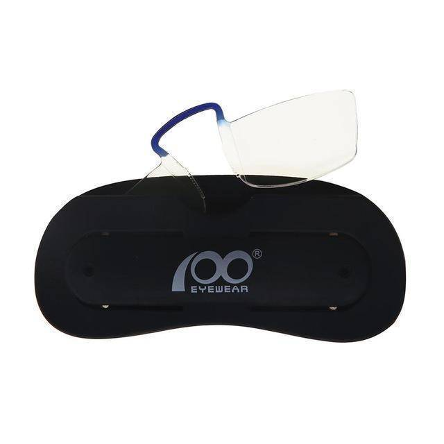 100 Mini Reading Glasses for Sticking On to Phone Case-Reading Glasses-with Stands Case-TheWantsies.com