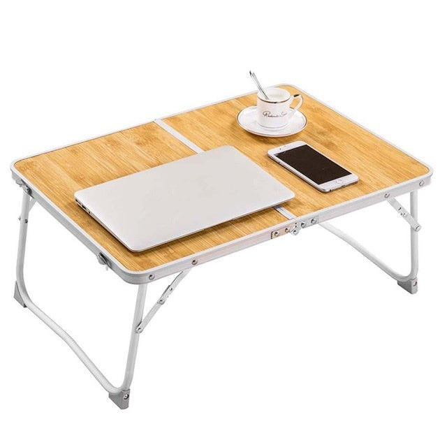 United States Standing Desk for Chromebook, Laptop or Notebook for At Home Schooling-Laptop Desks-wood-TheWantsies.com