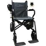 Electric Super Light Foldable Portable Powered Top-Quality Mobility Wheelchair