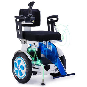 Smart Self Balancing Hover Lightweight Electric Wheelchair