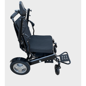 Electric Wheelchair With Intelligent Electromagnetic Brake System GED 11