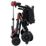 Auto Folding Electric Scooter with PG Controller Heavy Duty Travel Aid