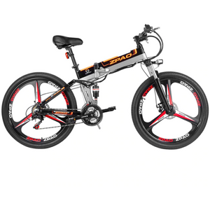 ZPAO Folding E-bike Magnesium Alloy Wheel