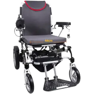 Auto Folding Electric Wheelchair Lightweight with Remote Control