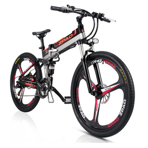 Electric Folding E-bike Mountain Bike