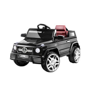 Mercedes Benz AMG G50 Black 12v Ride-On Kids Car