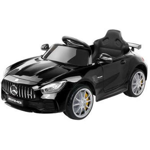 Mercedes Benz AMG GT R Electric Black Kids Ride On Car