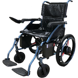 Foldable Electric and Manual Wheelchair for Multipurpose All-Round Use