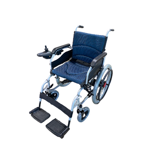 Electric Wheelchair With Manual Self Propelled Heavy duty