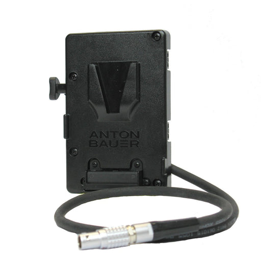 Anton Bauer V-Mounting Plate with D-Tap Ports for Canon EOS C300 Mark II from OnSetLighting.com