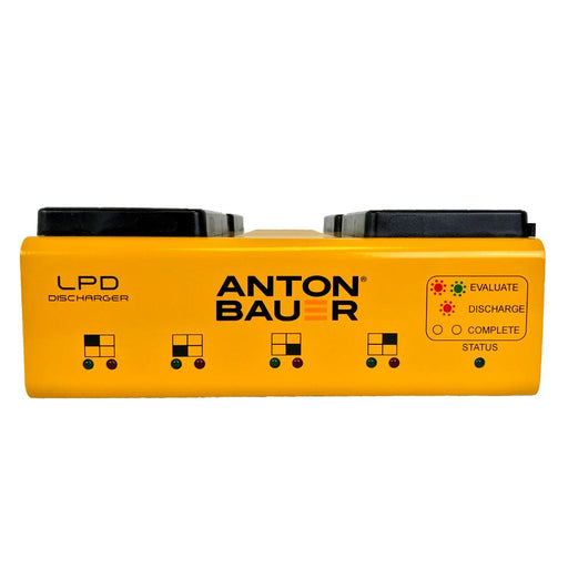 Anton Bauer LPD Travel Discharger V-Mount from OnSetLighting.com