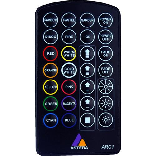 Astera Wireless LED IR Remote Control ARC1 from OnSetLighting.com
