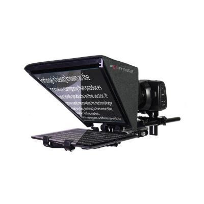 Fortinge Nova Tablet Prompter for DSLR to Mini ENG Cameras Suitable from OnSetLighting.com