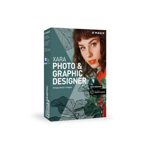 Magix Xara Photo and Graphic Designer 17 ESD from OnSetLighting.com
