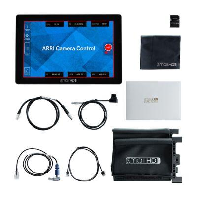 Aladdin Bi-Color Mini Eye-LITE from SmallHD Cine 7 Professional On-Camera Monitor with ARRI Camera Control Kit