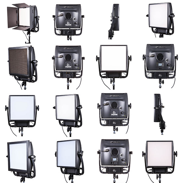 Litepanels Astra SOFT Bi-Color LED - PN# 935-5021 from OnSetLighting.com