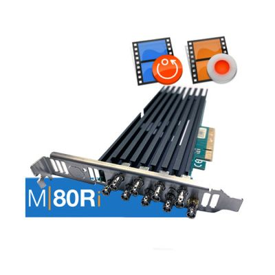 Softron M|80Ri (8 Channels Ingest or Replay, Dongle Included)