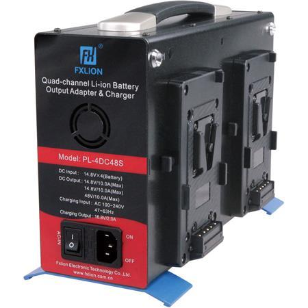 FXLion Battery Charger from OnSetLighting.com
