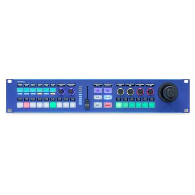 SKAARHOJ Rack Fusion Live with NKK from OnSetLighting.com