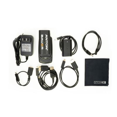 SmallHD FOCUS 5 Panasonic DMWBLF19 Power Pack