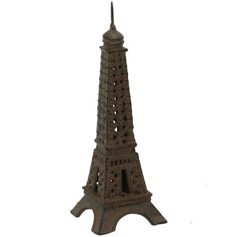 Pella Goods - Cast Iron Effiel Tower,Cast Iron Decor-