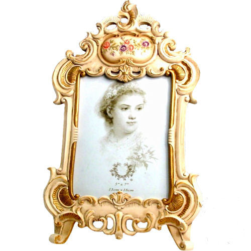 Pella Goods - Gold Victorian Frame,Picture Frame-