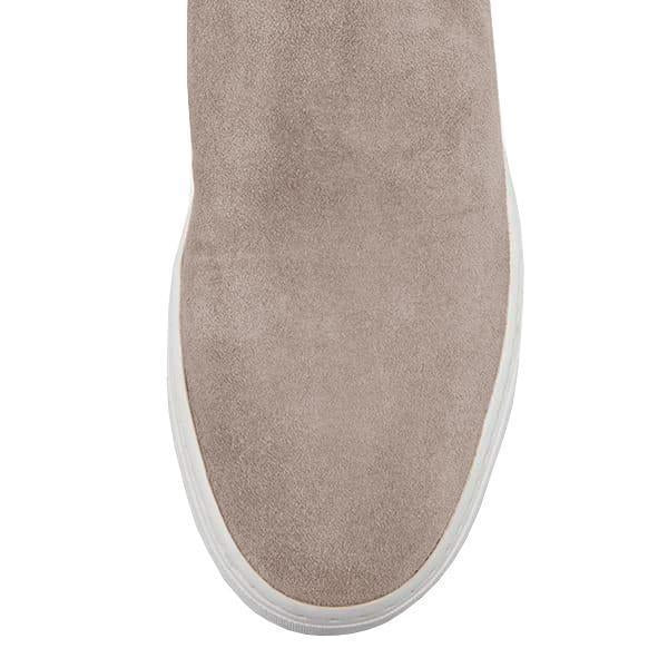 Bonnieshoes Casual High Top Suede