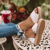 Bonnieshoes  Trendy The Hartley Espadrille Sandals