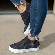 Load image into Gallery viewer, Bonnieshoes Low Heel All Season Sneakers