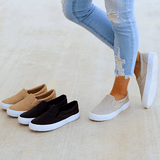 Bonnieshoes Slip On Running Flat Sneakers