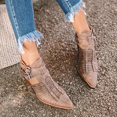 Bonnieshoes Street Fashion Arabella Boots