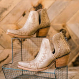 Bonnieshoes Retro Trendy Ankle Boots