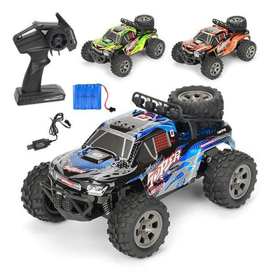 1/18 Car Model 2.4G Wireless Remote Control Off-Road Climbing Car Toy