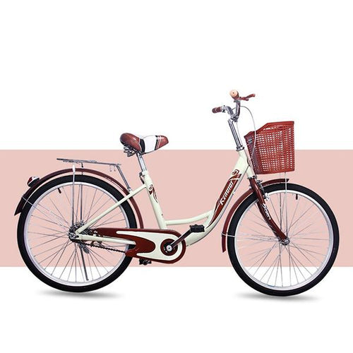 Single Speed Lady Bicycle(24 Inches & 26 Inches)