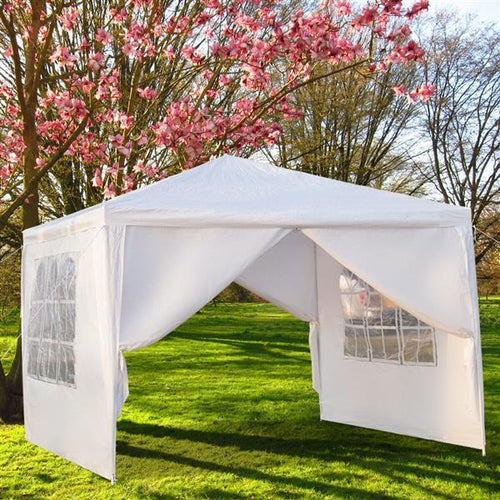 10'x10' Patio Party Tent Outdoor Upgrade Section [Delivery in 3-7 days]