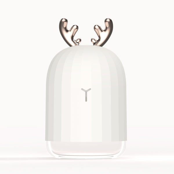 Innerest Mini Humidifier Office Desk Reindeer & Rabbit