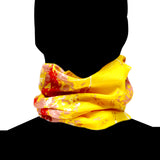 Basico Unisex All Ages Bandanas Infinity Scarf Seamless Face Tube Mask Balaclava