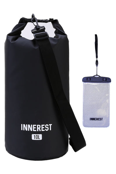 Innerest Waterproof Dry Bag Lightweight Sack for Outdoor Water Recreation Beach Boating Camping Fishing Kayaking