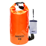 Innerest Cooler Waterproof Dry Bag Lightweight Sack for Outdoor Water Recreation Beach Boating Camping Fishing Kayaking
