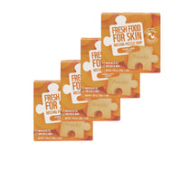 Fresh Food For Skin Missing Puzzle Soap 4pack (12 Scents)