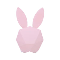 Innerest Bunny Rabbit Alarm Music Clock Night Lamp Voice Control