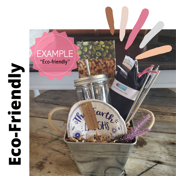Eco-Friendly Gift Box/Basket