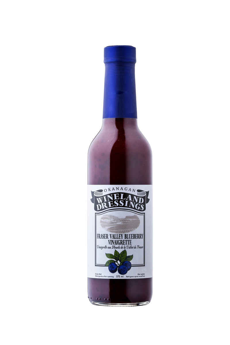 Fraser Valley Blueberry Vinaigrette